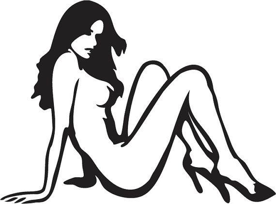 nude xxx porn decal stickers