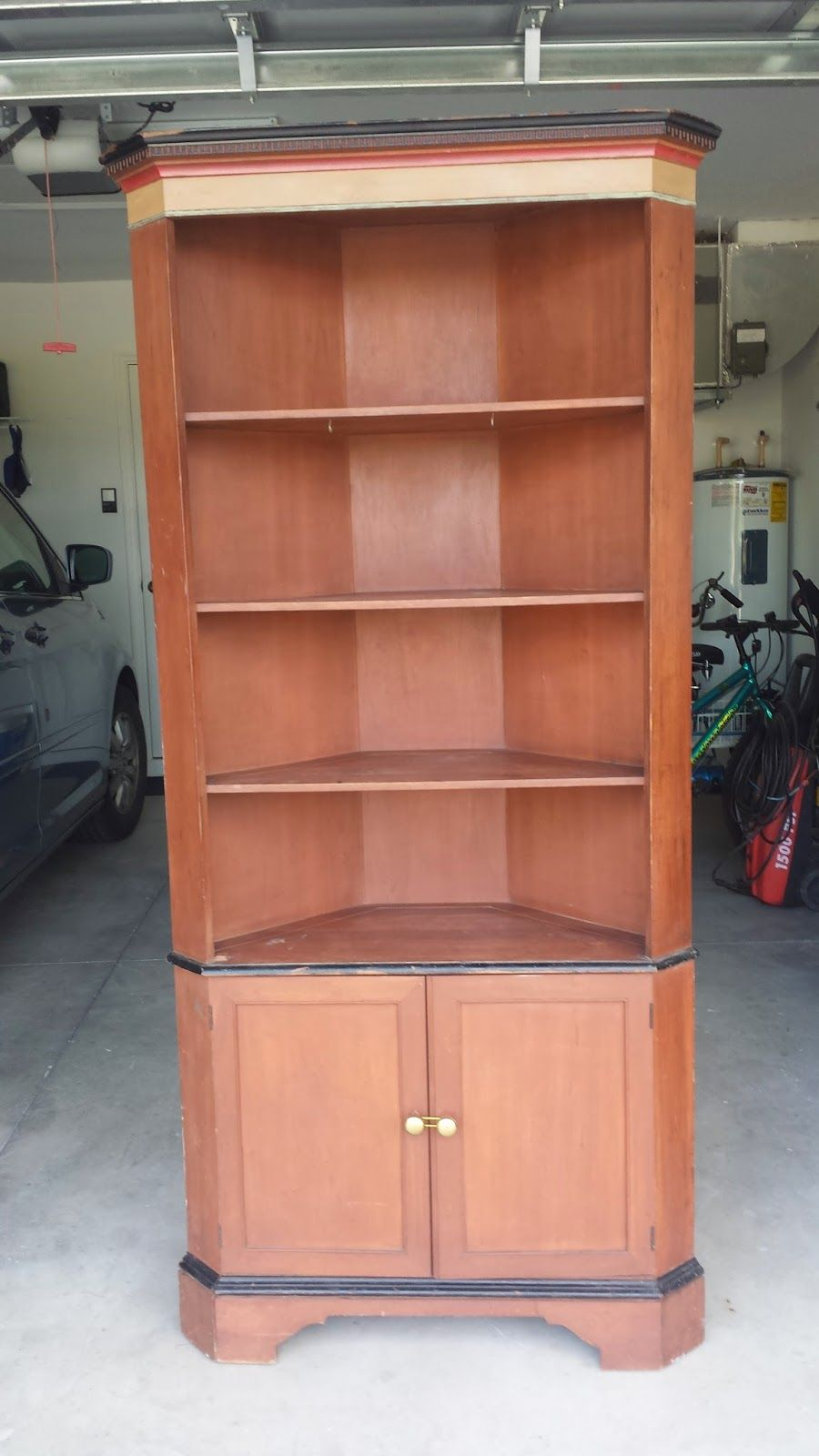Room-inations: Giving a Donated Cabinet New Life