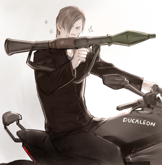 Are You Ready For Resident Evil Vendetta The Ducatti