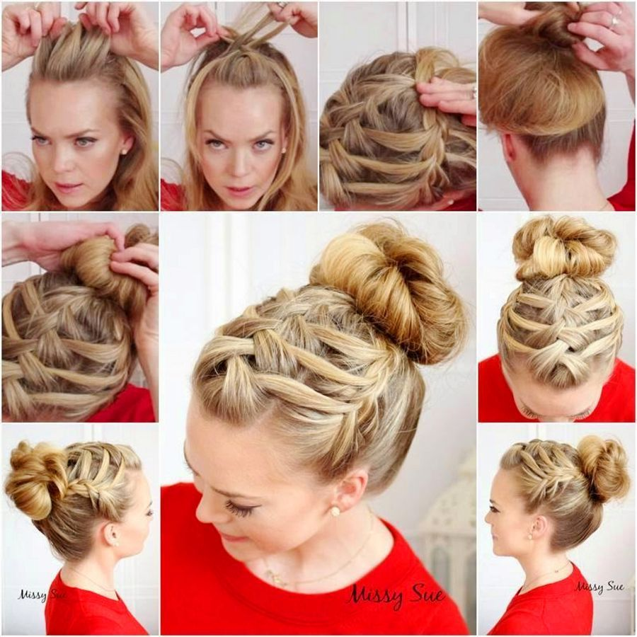 easy chic french braid hairstyle ideas you can try at home