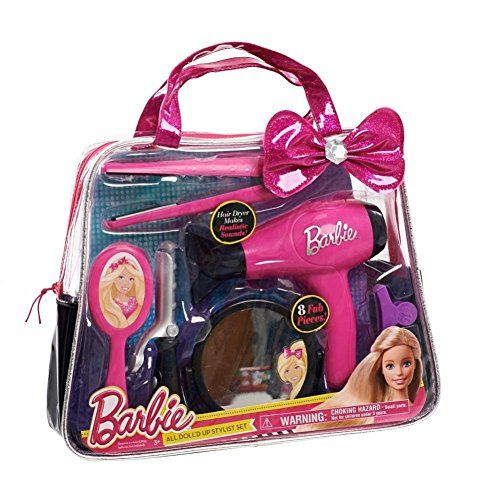 Barbie All Doll D Up Stylist Set This Is An Amazon Affiliate Link You Can Find More Details By Visiting The Image Li Barbie Barbie Hair Diy Barbie Clothes