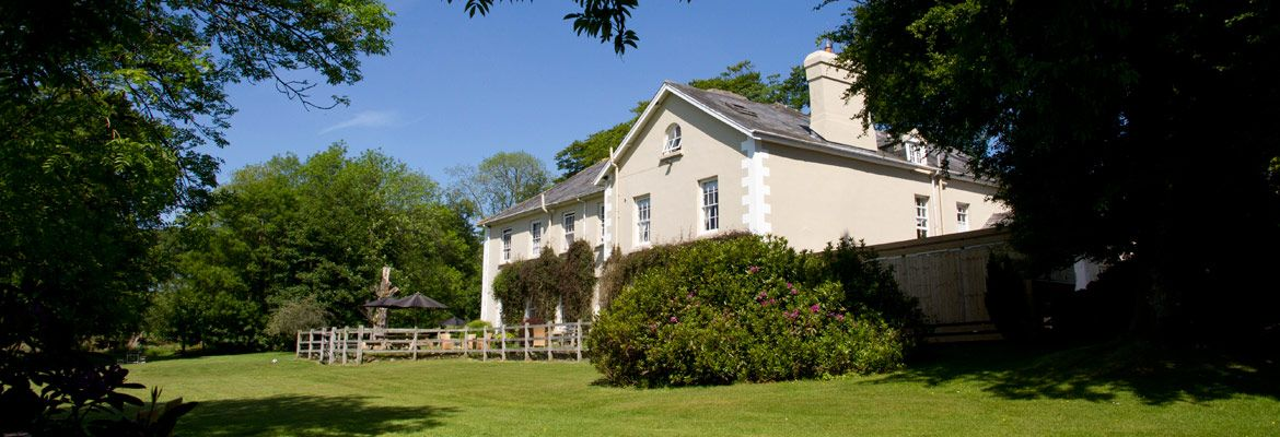 Prince Hall Country House Hotel Dartmoor Restaurant Hotels Luxury