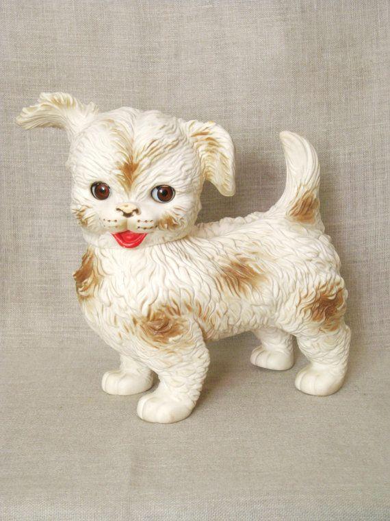 Toy Dog Rubber Toy Edward Mobley Arrow Rubber By Wilshepherd Dog