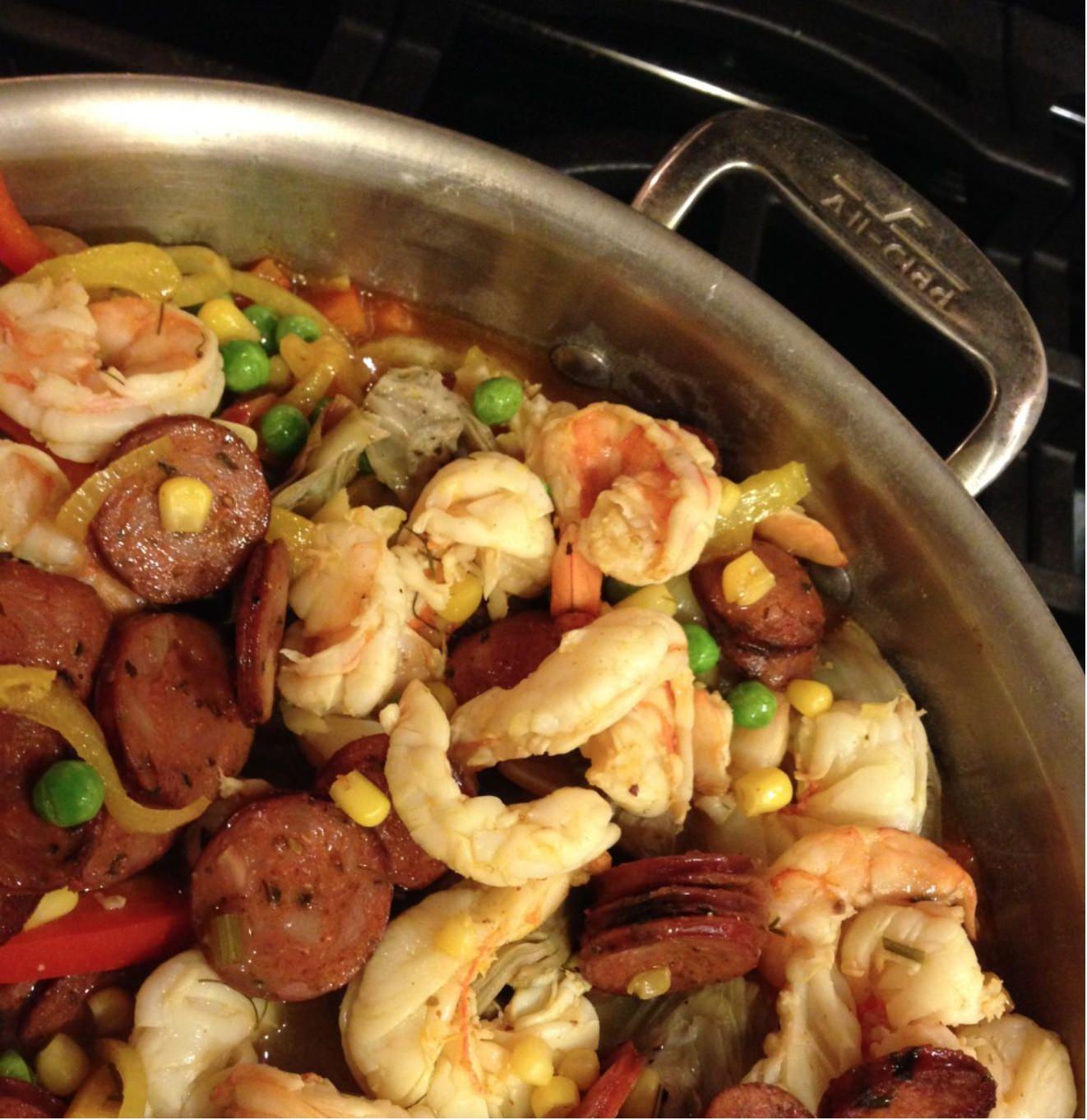 Paelo paella recipe recipes clean eating recipes