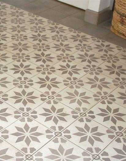 carrelage imitation carreaux de ciment travaux maison carrelage carreau et ciment. Black Bedroom Furniture Sets. Home Design Ideas