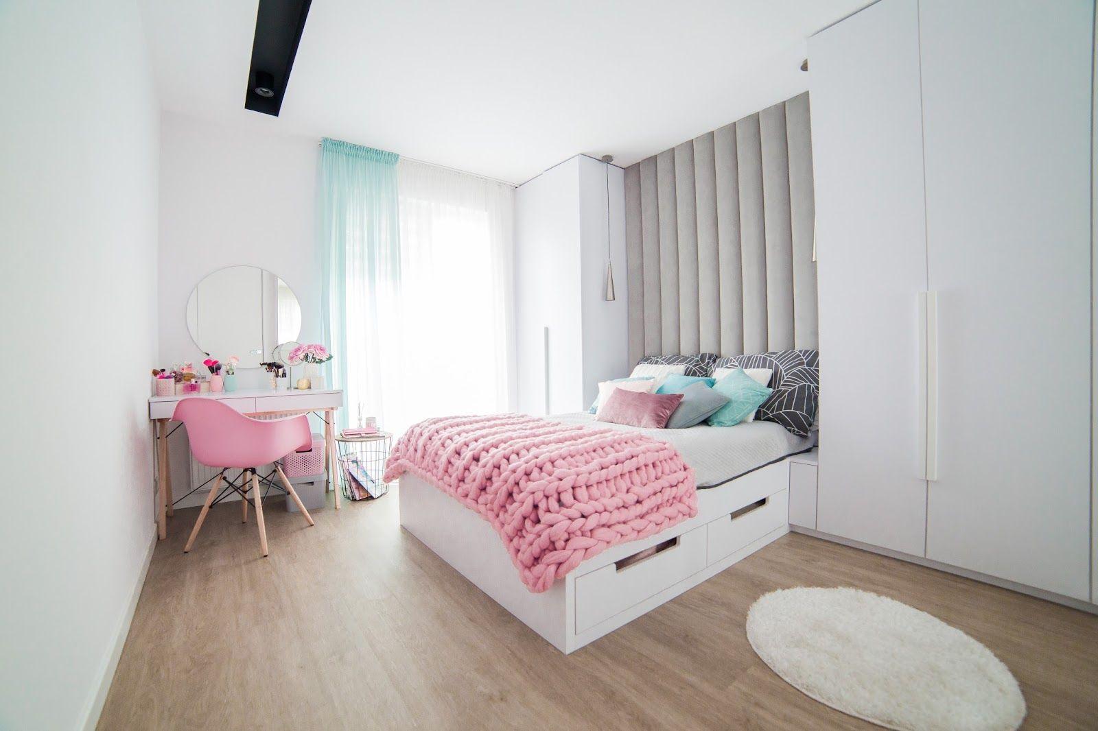 Projekt Sypialni Jak Urządzić Sypialnie Pastele W