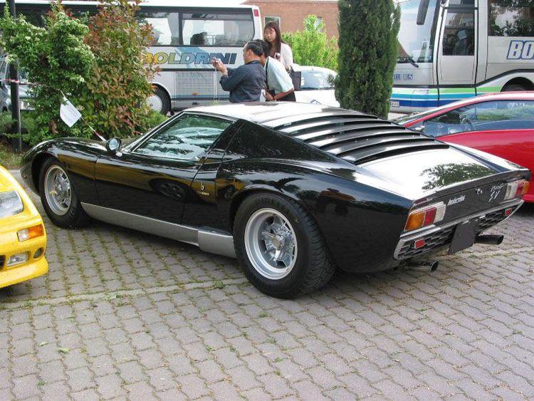 1971 Lamborghini Miura Sv 5110 Lamborghini Pinterest