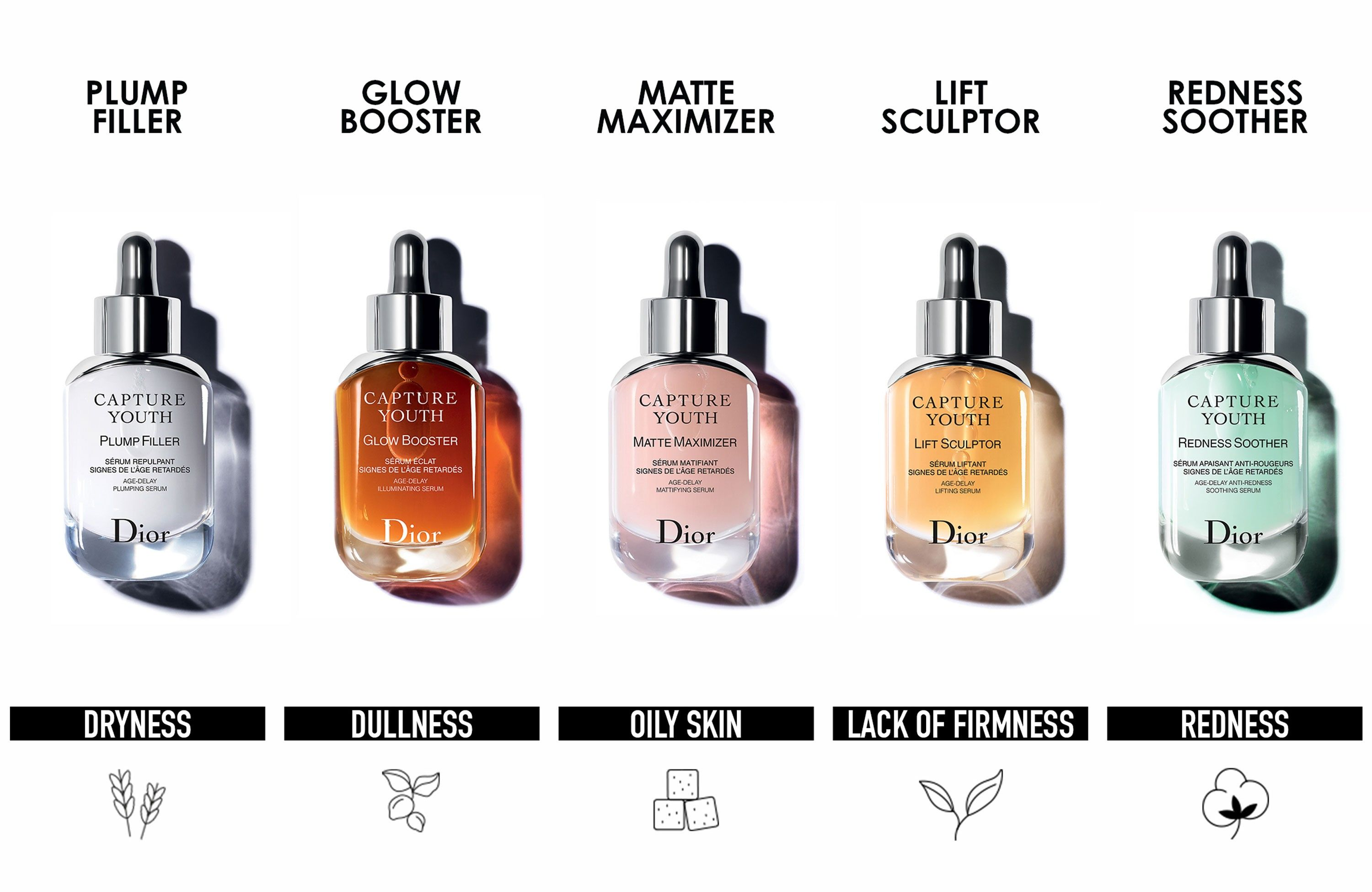 775a83af Capture Youth in 2019 | skincare | Cosmetic packaging, Serum ...