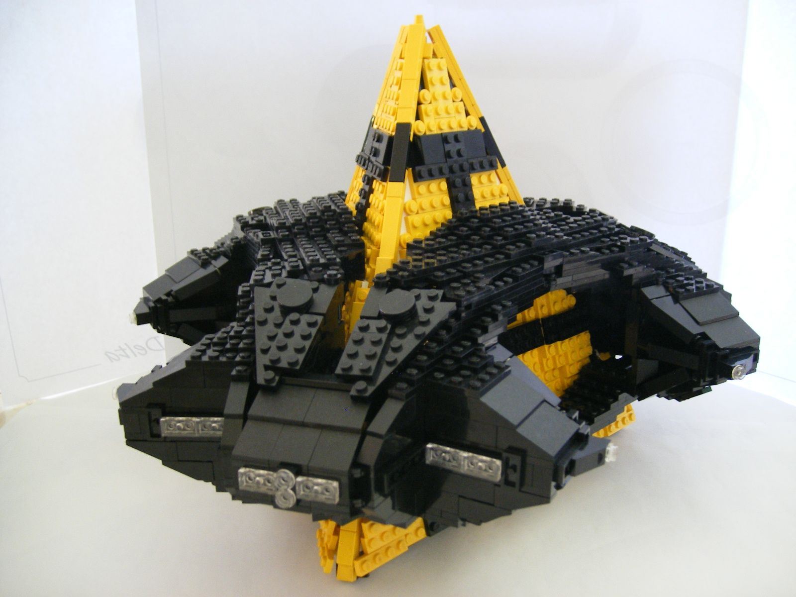 Lego hatak ship from Stargate SG1