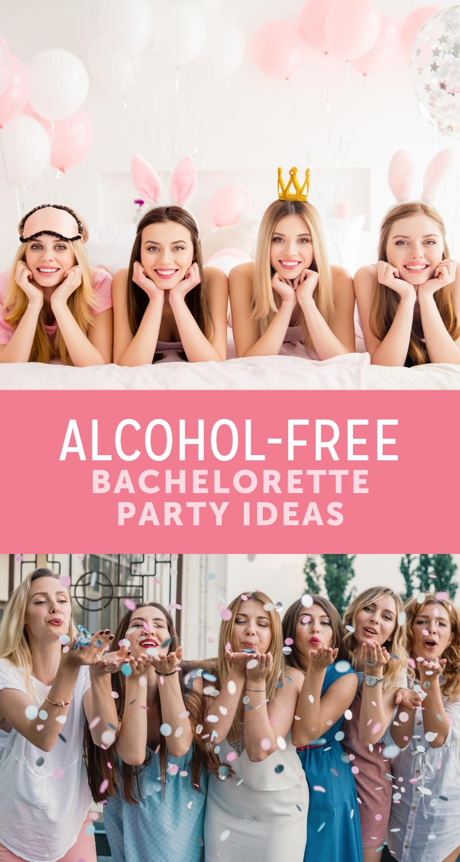 Alcohol-Free Bachelorette Party Ideas
