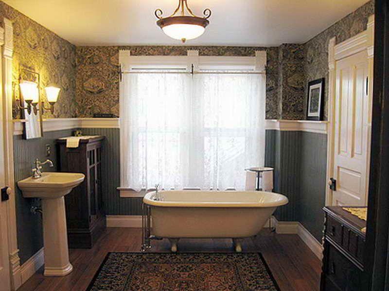Victorian Bathroom Lighting With Carpet Design Http Lanewstalk Com Easy Ways On How To Decor Victorian Bathroom Victorian