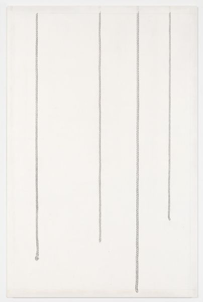 Toba Khedoori - Untitled (rope 3), 2011-2012