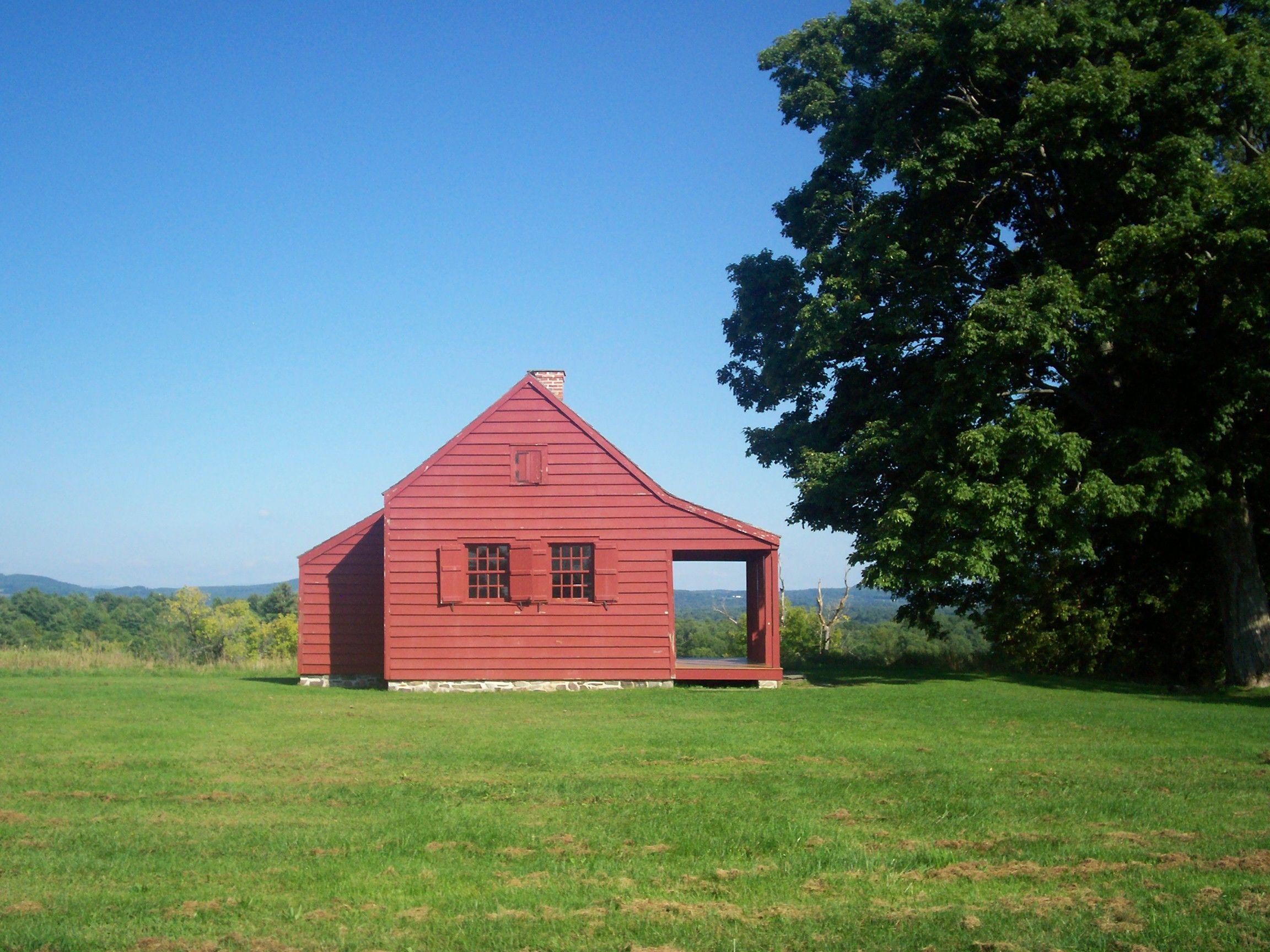 The Freeman House.