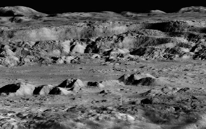how to make a moon surface