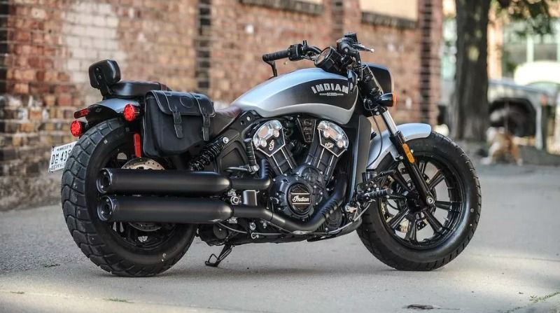 The 10 Best American Made Motorcycles In History Indian Scout