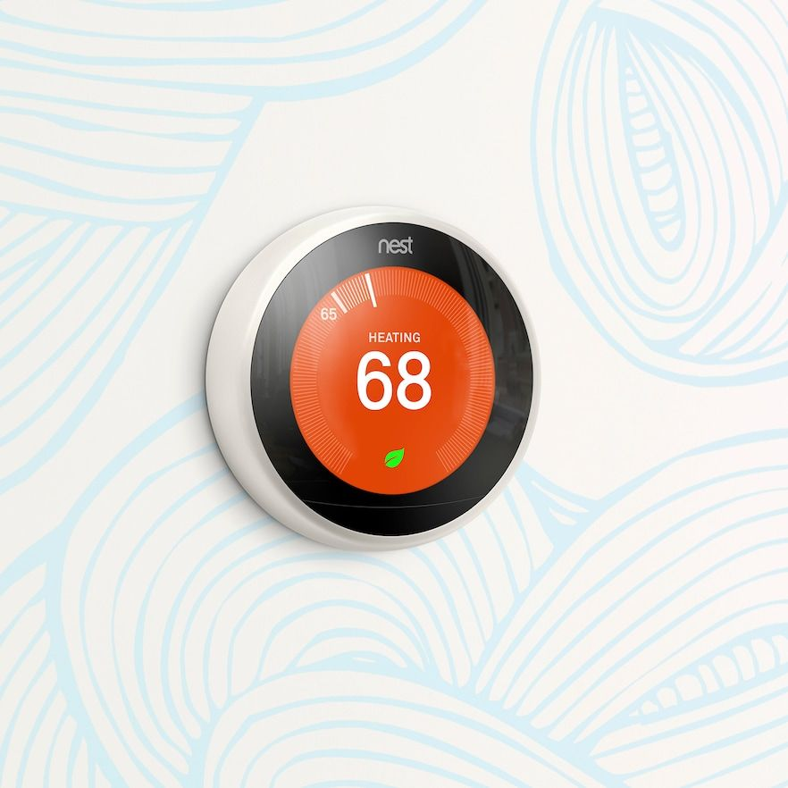 Google Nest Learning Thermostat (3rd Generation) in 2020