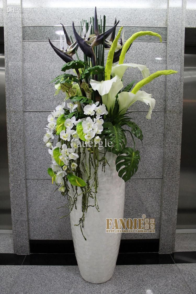 ideas On floor vase with flowers