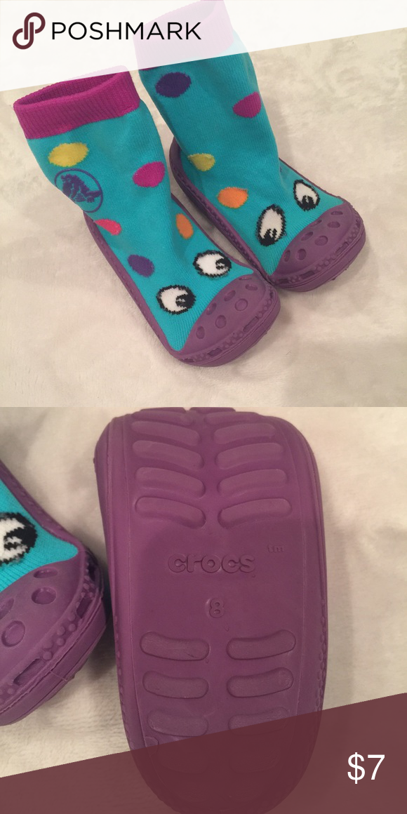 Crocs swimming shoes size 8 Crocs swimming shoes - size 8 crocs Other