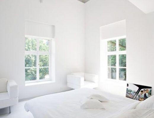 De Witte Slaapkamer : De witte slaapkamer slaap badkamer pinterest