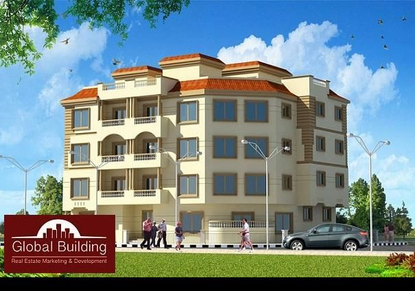 An Apartment In Sephora Heights For Sale In New Cairo Apartments For Sale Penthouse For Sale Cairo