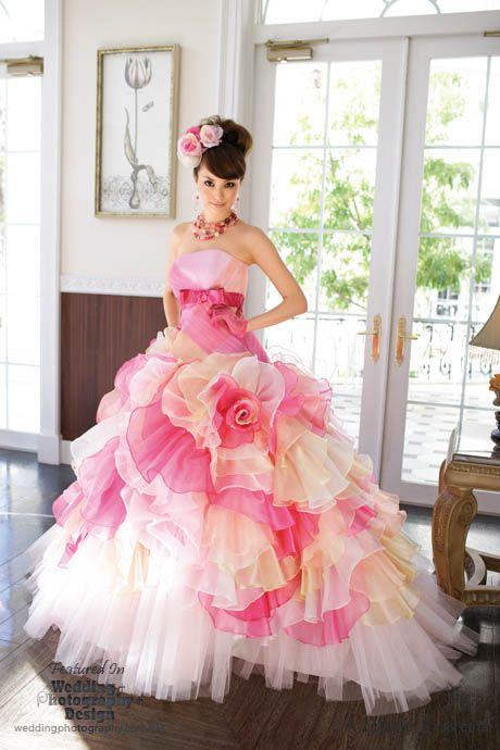 Wedding Dress For   In Japan : Japanese wedding dresses on kimono