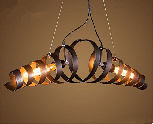 Wohnzimmer Lampen Style : Retro industry design pendelleuchte im loft style,kronleuchter