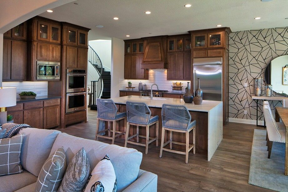 Toll brothers Home, Kitchen inspirations, Kitchen room