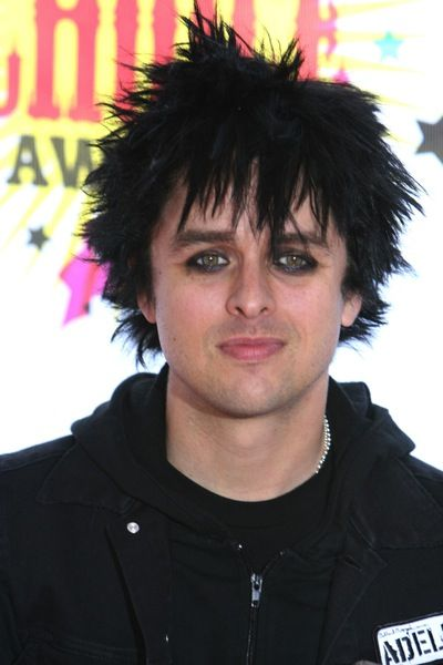 Frisuren Männer Punk Frisuren Männer Pinterest Billie Joe