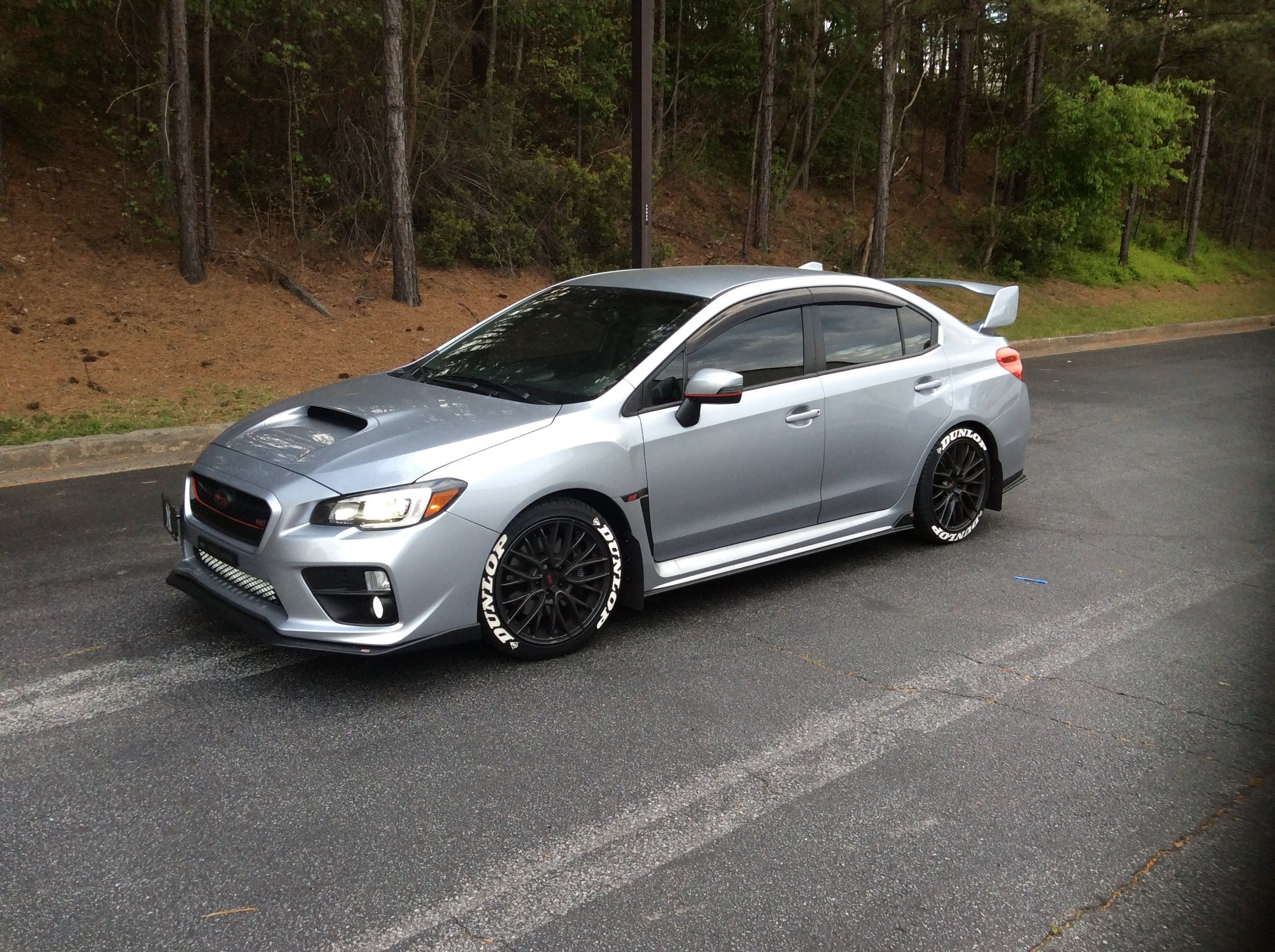 Subaru Wrx Mods >> 2016 Subaru Wrx Sti Engine Bay And Mods Updated Review