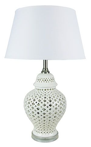 Oriel Table Lamp