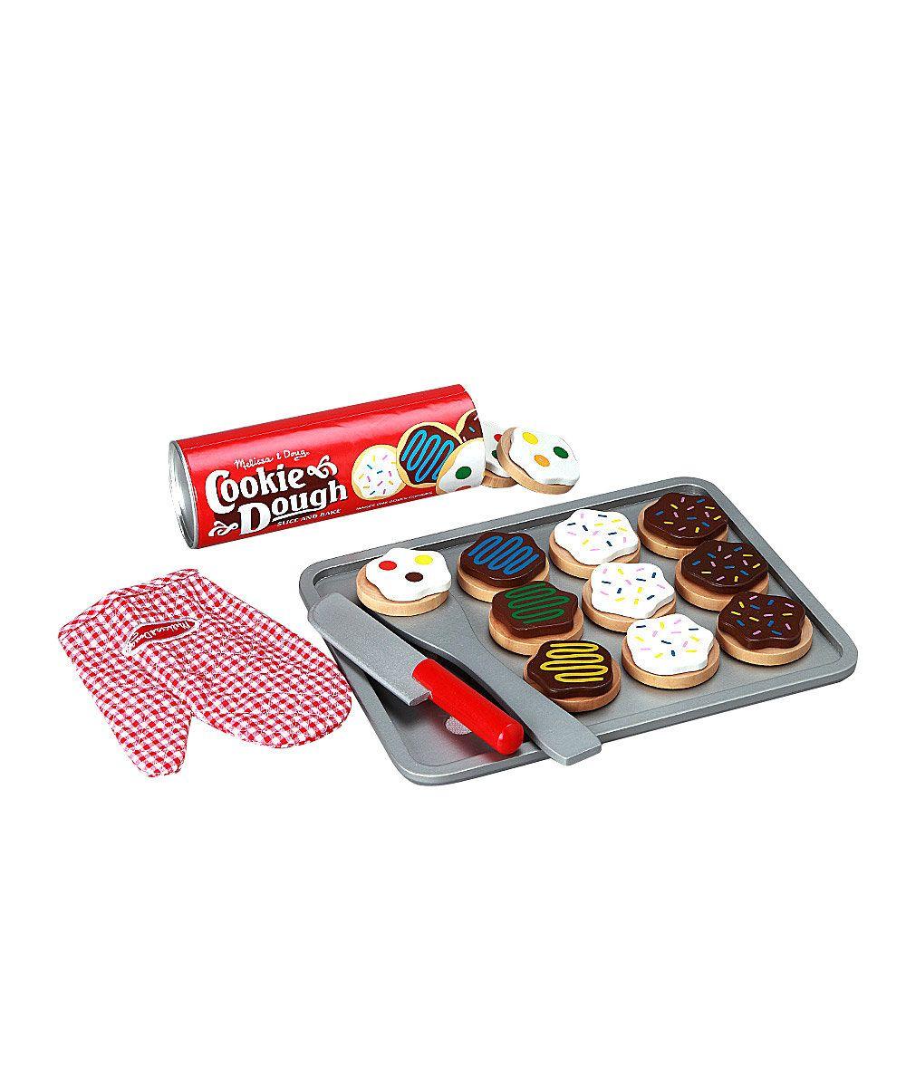 Melissa & Doug Slice & Bake Cookie Set by Melissa & Doug #zulily #zulilyfinds. $14.99