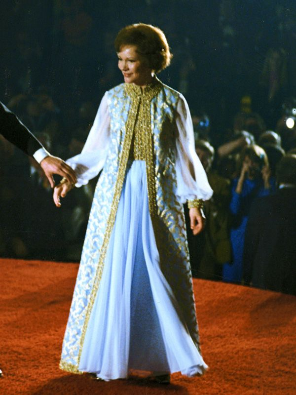 50 Years of Inaugural Fashion: What the First Ladies Wore and Why ...
