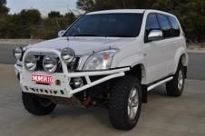 Prado 120 Diesel Rock Sliders Toyota Land Cruiser Prado Land Cruiser Prado