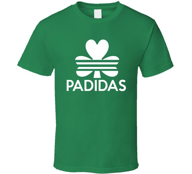 902b98116 Padidas - Funny St. Patrick'a Day Pub T Shirt   St patty's day ...