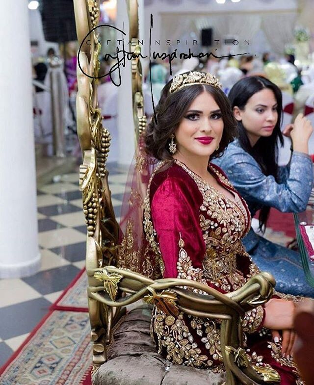 Mococcan bride ❤️️