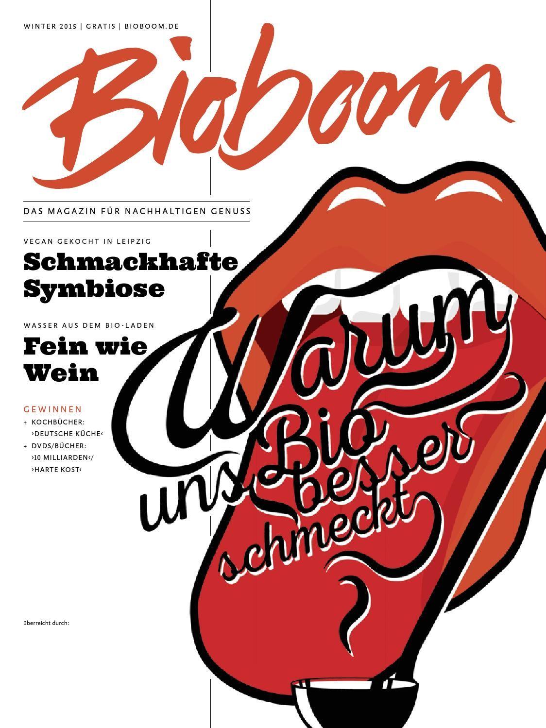 Bioboom 69  Das Magazin für nachhaltigen Genuss