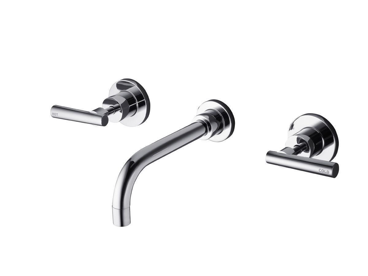 Dorf Capella - wall basin set - $228.44 | Bathroom Renovation ...