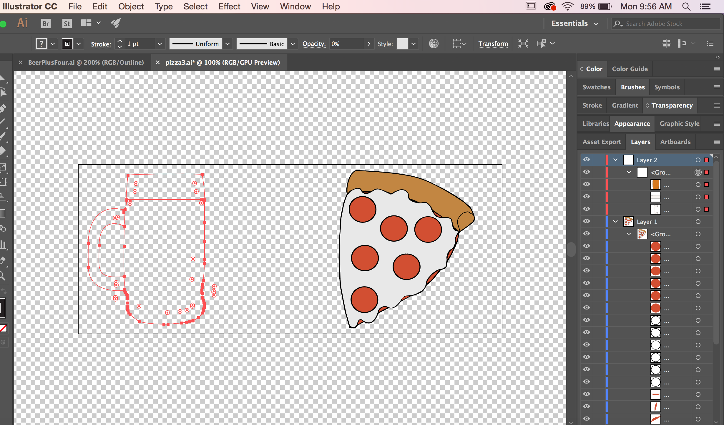Illustrator CC by Code Guru Business design, Design