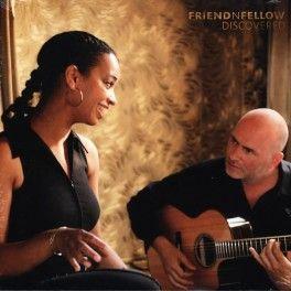 Friend N Fellow Discovered Lp Vinil 180 Gramas Ruf Records Alemanha 2011 Vinyl Gourmet Audiofilo Musical Jazz