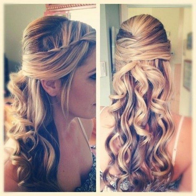 hairstyle for prom tumblr - photo #42