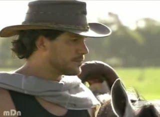 Martin en La Dama de Troya.