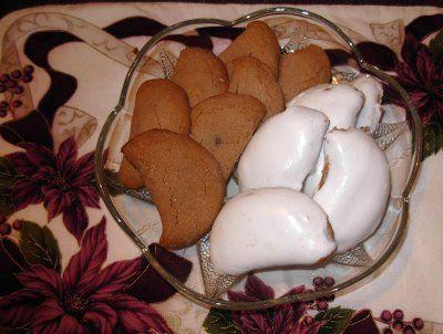 Christmas Brown Jam Cookies Traditional Mennonite Christmas Cookie