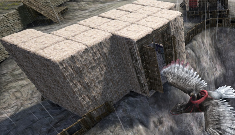 Ark Survival Evolved Nifty Aviary Construction Ark Survival