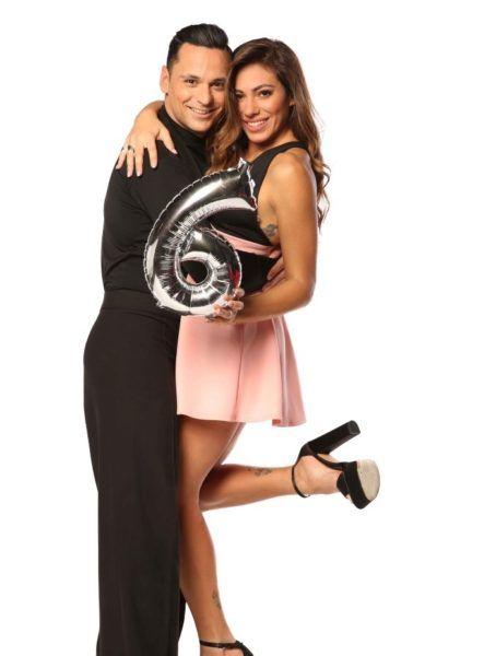 Γνωρίστε τα λαμπερά ζευγάρια του Dancing with the stars! #dancingwiththestars