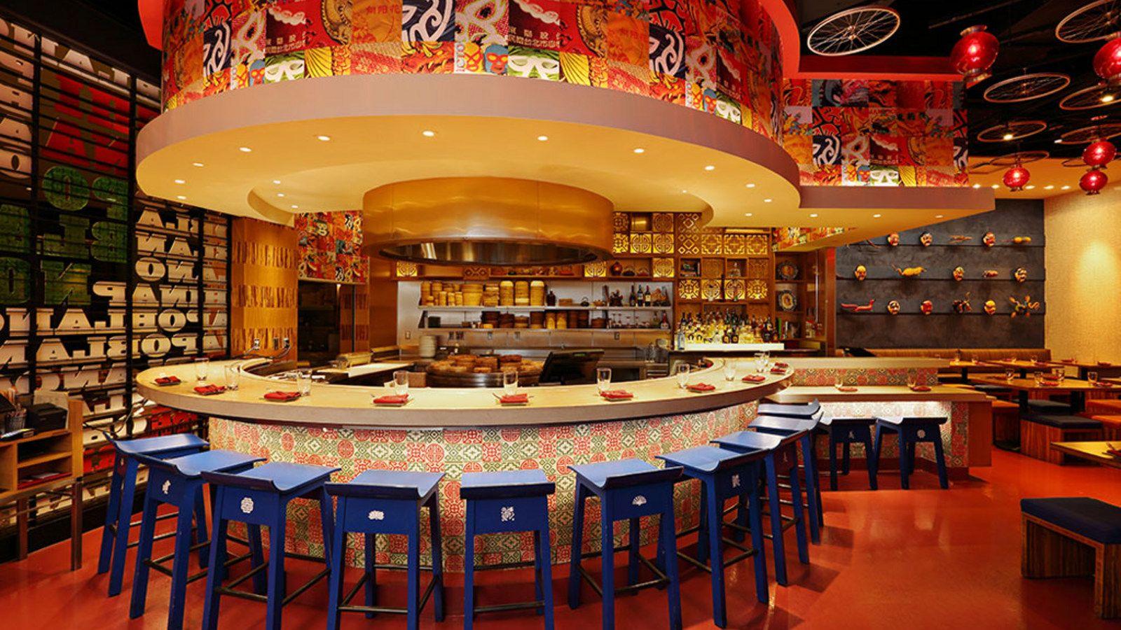 Mexican Chinese Restaurant Las Vegas China Poblano The Cosmopolitan Las Vegas Restaurants Poblano Cosmopolitan Las Vegas