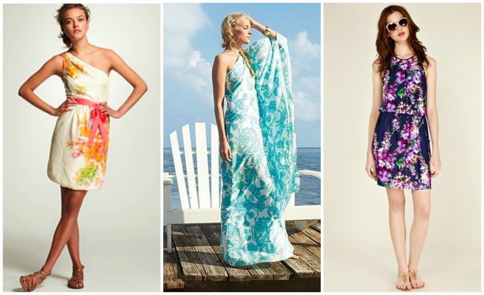 Beach Wedding guest | Le nozze di Livia | Pinterest | Beach wedding ...