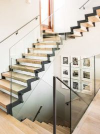 Best Zig Zag Staircase In 2020 With Images Staircase Design 400 x 300