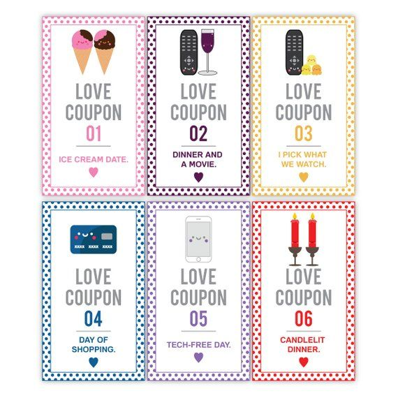 iou love coupons