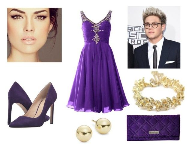 """""""Red carpet"""" by linaila-stor on Polyvore featuring Nine West, Chanel, Lord & Taylor and Vera Bradley"""