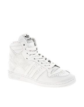 Adidas Ginnastica Decennio Lustrino Scarpe da Ginnastica Adidas Alte Conversazioni Pinterest Alto 281965